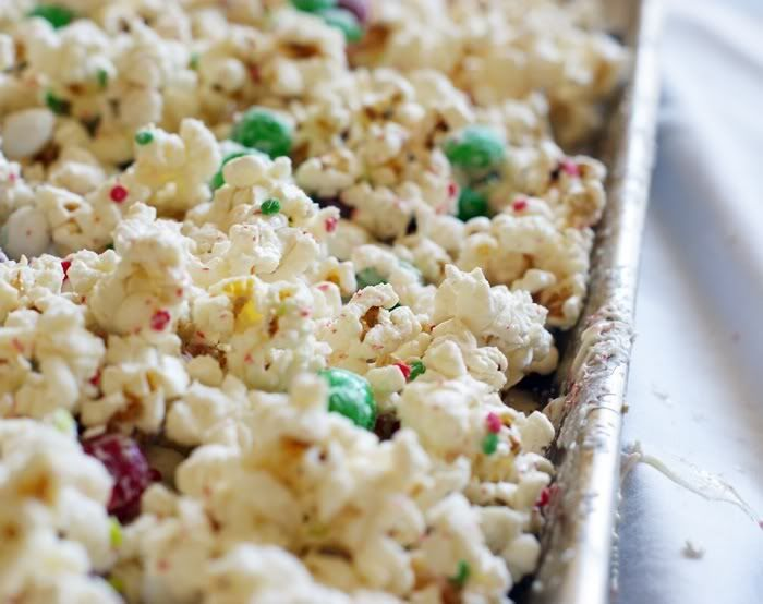 peppermint popcorn crunch