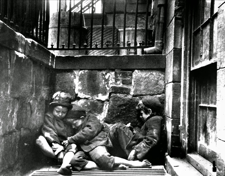 Foto: Jacob Riis / Museum of the City of New York