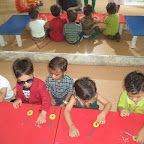 Rakshabandhan  Celebration WKSN (Playgroup To Junior KG) 28/08/2015