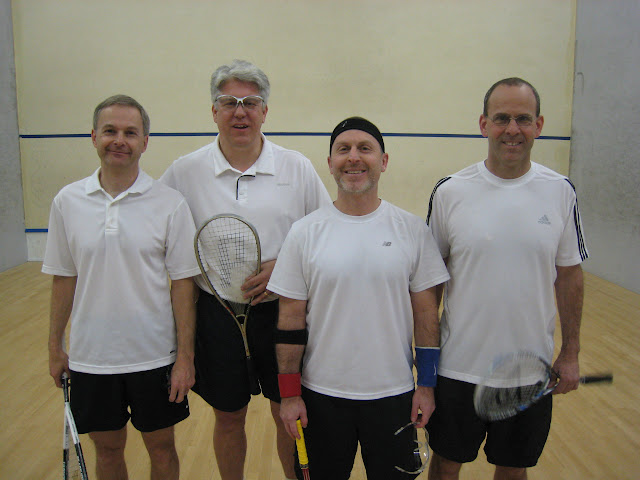4.5 Finalists (Michael Wilson, Roland Lemay) and Winners (Doug Steinberg, Rich Schafer)