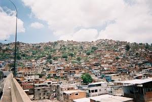 Armenviertel (Barrios), Caracas.