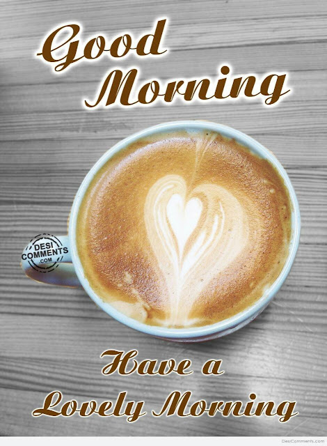 have a lovely gud morning