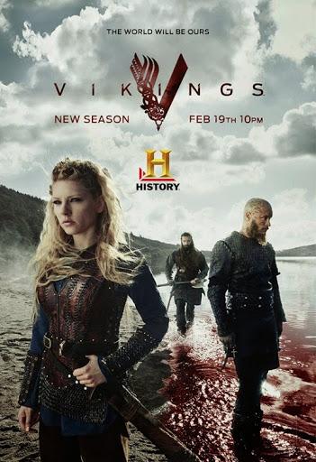 Vikings Season 4 - Huyền Thoại Vikings Phần 4