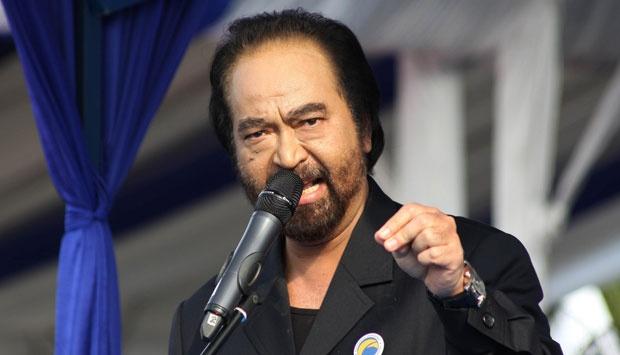 Demokrat Tagih Janji Surya Paloh: Katanya Kalau Ada Kadernya Korupsi Partai Nasdem Akan Bubar?!