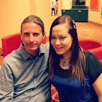 Last week in Vegas with John, friend from Denmark. #skeptics #party
