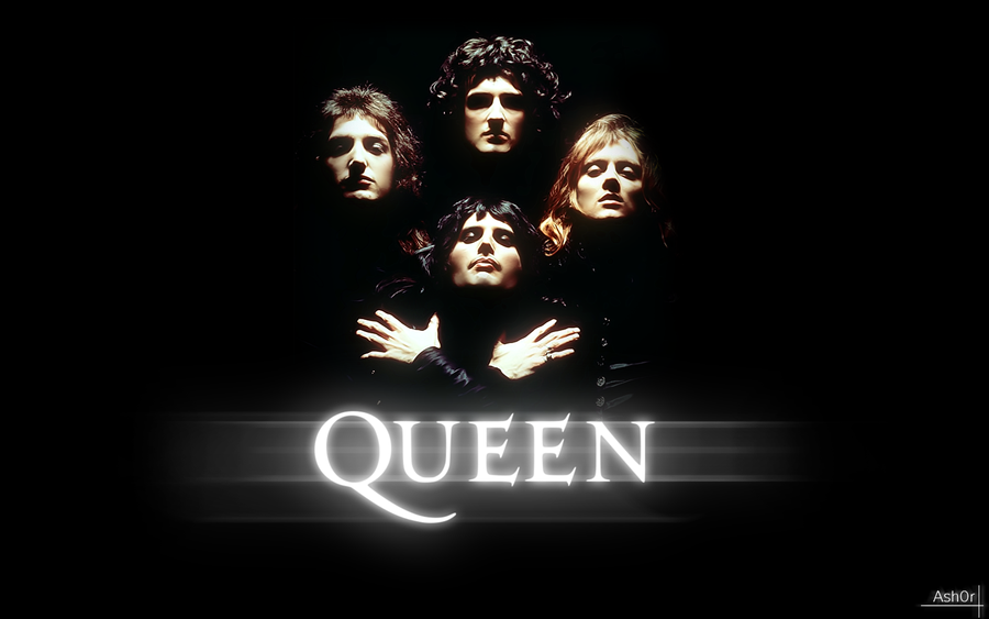 The Greatest Band Queen Wallpaper