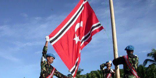 Bendera Bintang Bulan Akan Naik Pada 15 Agustus 2020 ?