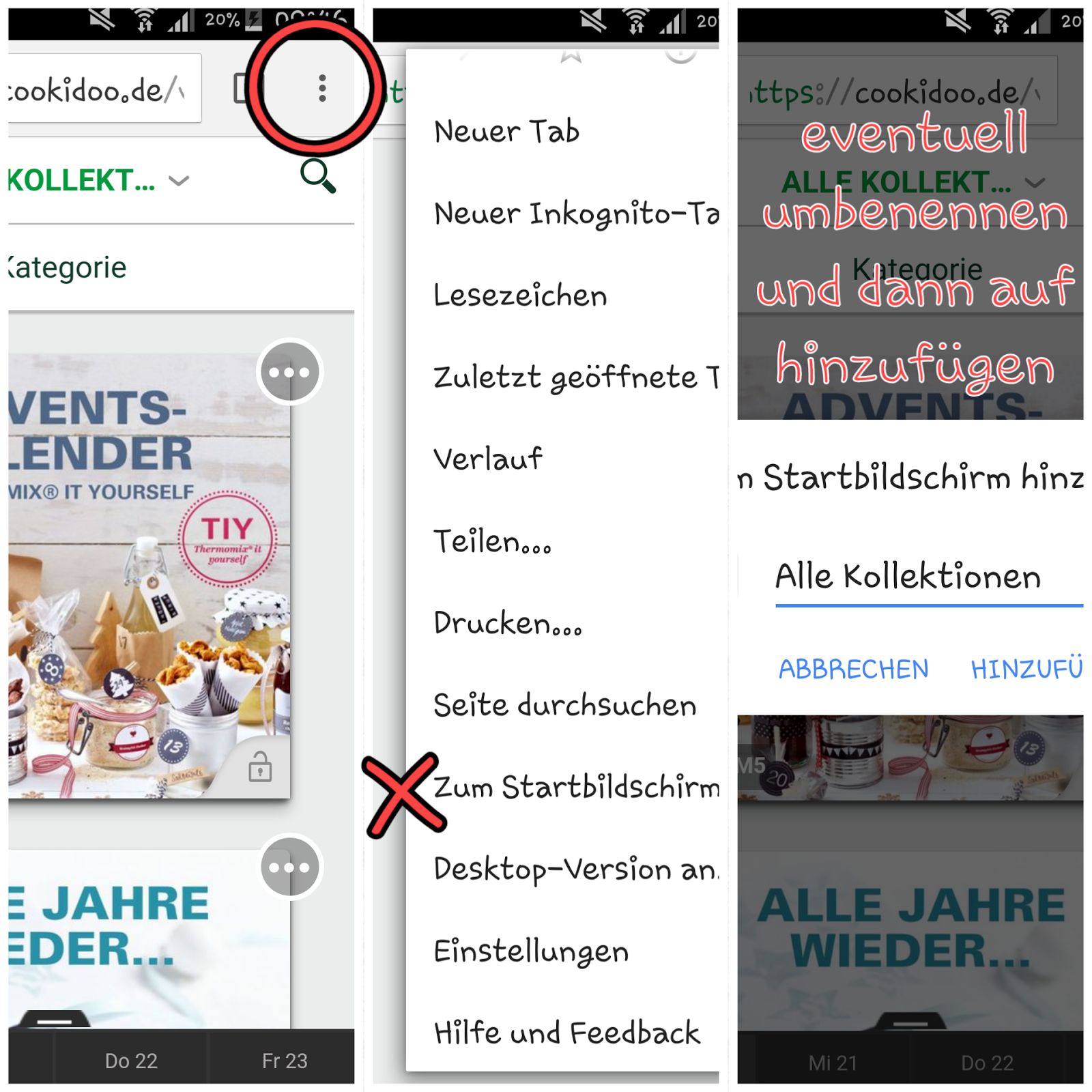 Kochen Und Backen App kochen und backen mit cookidoo app für android smartphone