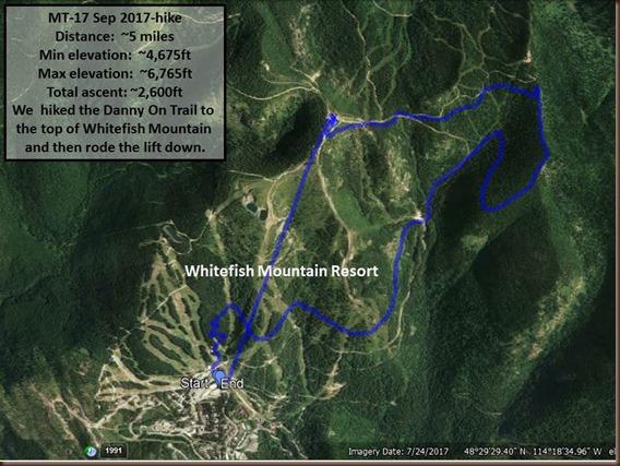 Columbia Falls MT-17 Sep 2017-hike