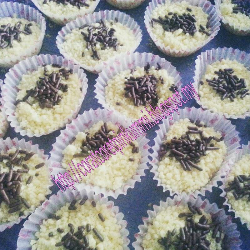 Resipi : Biskut Sarang Semut