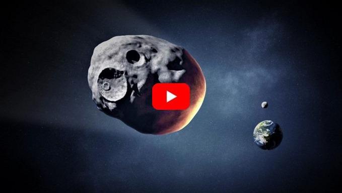 Novos dados sobre o cometa
