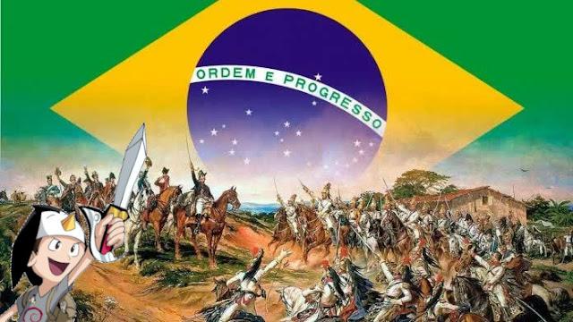 Promoção de independência do Brasil