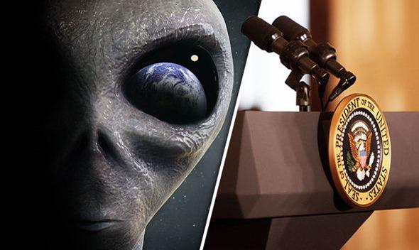 há uma tentativa de chegar a um acordo com as raças extraterrestres  05