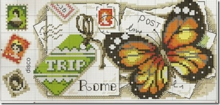 mariposas punto cruz (4)