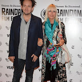 WWW.ENTSIMAGES.COM -     Will Bates  and Virginia Bates arriving at      The 22nd Raindance Film Festival (I Origins) at  Vue Piccadilly, London September 24th 2014Opening gala for annual London-based independent film festival to promote film about two biologists who uncover evidence that may fundamentally change society as we know it.                                                 Photo Mobis Photos/OIC 0203 174 1069