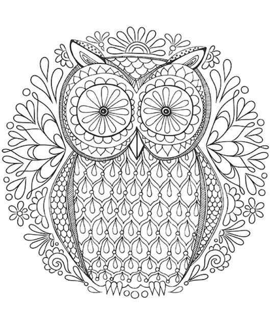 Hard Coloring Pages Of Flowers