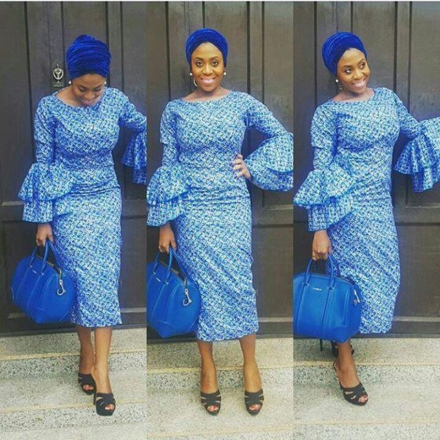 Ankara Fashion Trends In Nigeria 2017 Fashion Qe