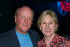 Myles and Cindy Schneible, CEO of Gilda's Club North Texas