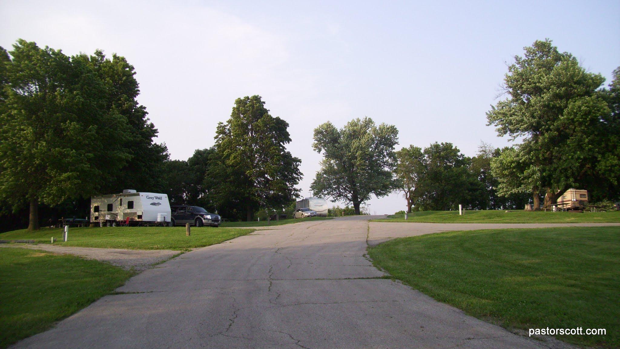 Crows Creek Smithville Lake Campground