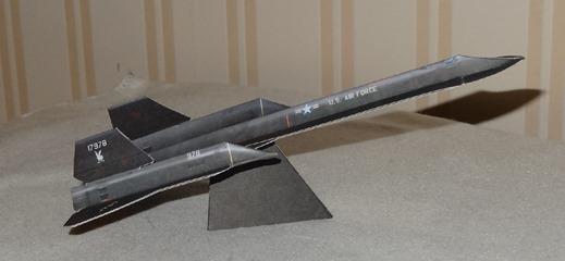 1966 Lockheed SR-71 Blackbird