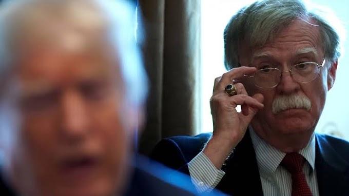 Bolton espera que Biden corrija el error de Trump, y Marruecos no tiene más remedio que aceptar un referéndum.