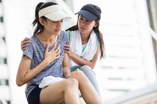 Kenali Tanda Serangan Jantung Mendadak yang Dialami Atlet