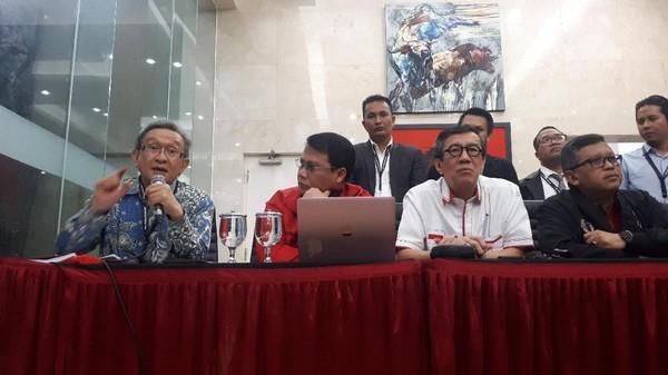 Tim Hukum PDIP Persoalkan Tanggal Terbit Sprinlidik di OTT Wahyu Setiawan