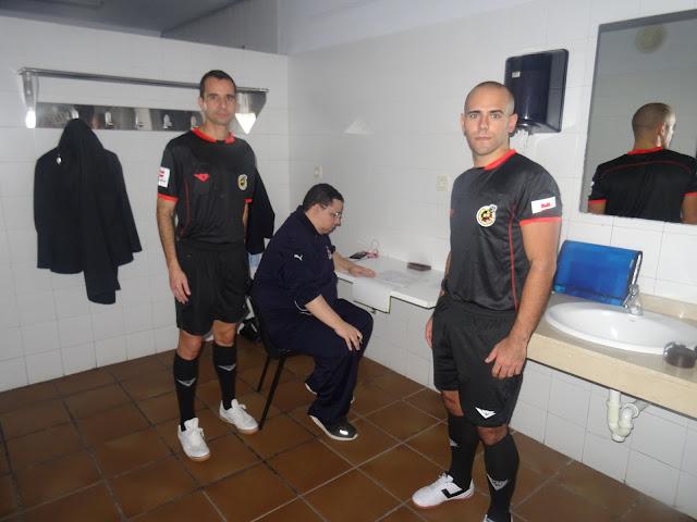 Arbitros del Gran Canaria-Zamora