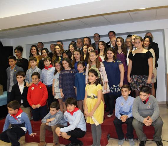 La Agrupación El Pilar-Sant Francesc entrega sus premios