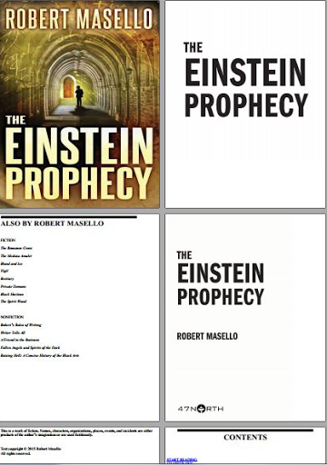 The Einstein Prophecy book free download