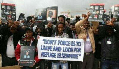 African Migrants in Israel Informed to Leave or Face Imprisonment by the Authority