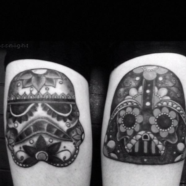 darth_vader_açcar_tatuagem_de_caveira
