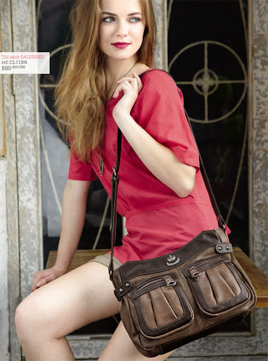 Túi xách nữ thời trang Sophie Salernes - CL11BR