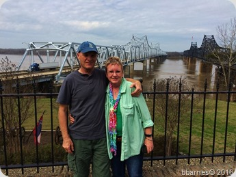 Vicksburg MS Visitor Center 03172015