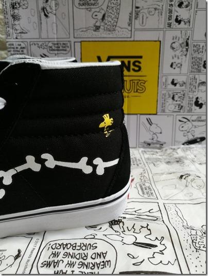 Vans X Peanuts: Sk8 Hi Reissue