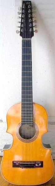 vintage columbian tiple requinto