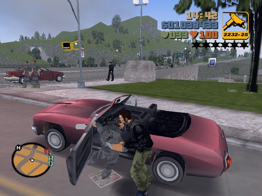 Grand Theft Auto 3 Game Free Download Full Version For PC