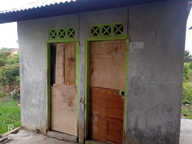 Sikap Pengurus Mesjid Gampong Kapa Dinilai Arogan Dengan Mengunci Pintu Toilet 'Warga Kecewa'.