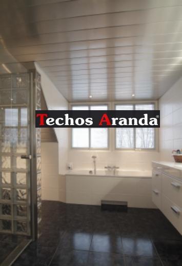 Comprar en fabrica techos de aluminio Madrid