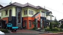 villa istana bunga 5 kamar