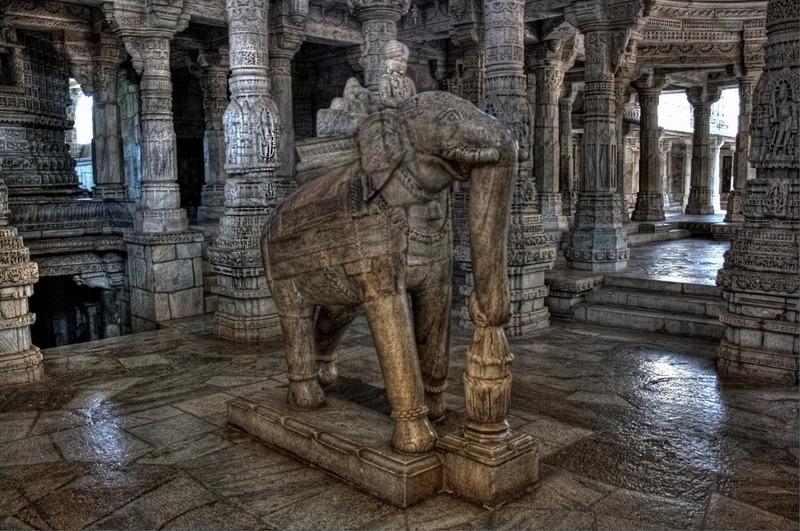 Ranakpur-Jain-Temple-4