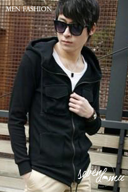 seven domu hooded+jacket+korean+style+sk21+ +1