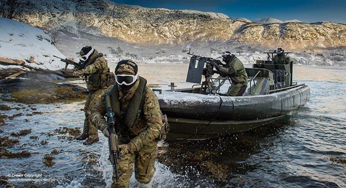 Exército da Noruega encontra objeto estranho