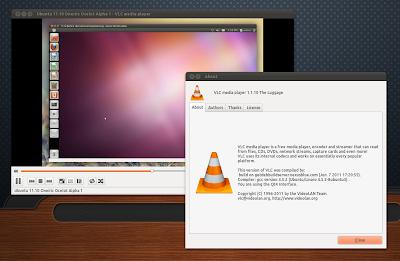VLC 1.1.10 Ubuntu