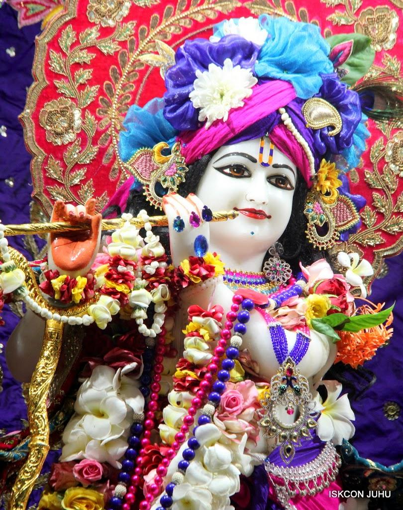 ISKCON Juhu Sringar Deity Darshan on 1st May 2016 (4)