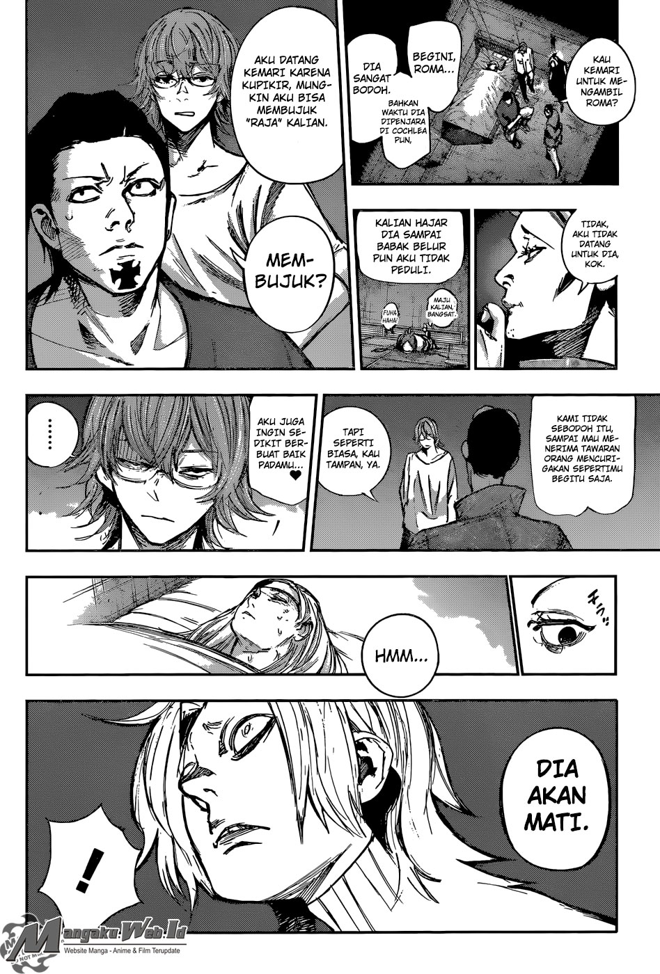 Tokyo Ghoul: Re Chapter 102-3