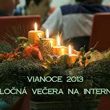Vianoce 2013 - internát
