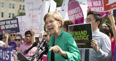 Elizabeth-Warren-kavanaugh