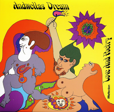 Andwella's Dream ~ 1969 ~ Love And Poetry