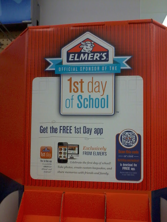 Elmer's 1st day app